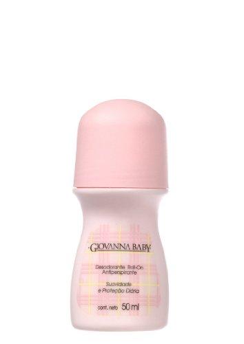 Giovanna Baby ロールオン デオドラント・ピンク 50ml