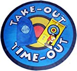 Bright Products Take Out Time Out Mats