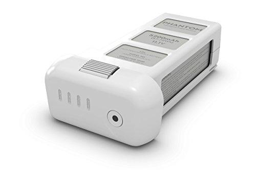 DJI Battery for Phantom 2 and Phantom 2 Vision (White)