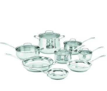 Cuisinart Cookware Set - 14 Pc.