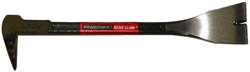 Imagen de Vaughan Bear Claw Bar Con Scraper Pry - 10in. Longitud