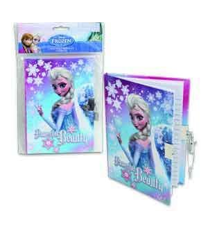 Disney Frozen Diary 45 Sheet [Contains 3 Manufacturer Retail Unit(s) Per Amazon Combined Package Sales Unit] - SKU# 18381