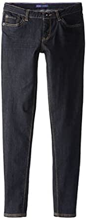 Levi's Big Girls' 2702 Denim Legging, Night Out, 7