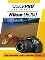 Nikon D5200 by QuickPro Camera Guides (1-1/2 Hour Tutorial DVD)