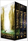 Lord of the Rings Boxed Set Film Tie