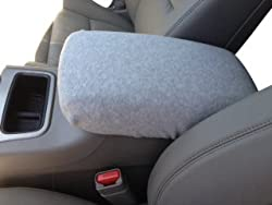 See FORD FUSION 2010-2012 Car Auto Center Armrest Console Cover (not pictured) Protects from Dirt and Damage Renews old damaged consoles LIGHT GRAY Details