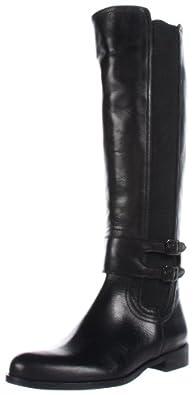 Sesto Meucci Women's 1201\M Knee-High Boot,Black,6.5 M US