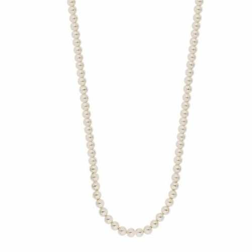 Classic 30 Faux Pearl Necklace