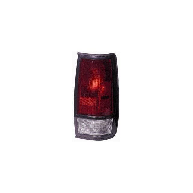 Collison Lamp 85 86 Nissan 720 Tail Light Lens Assembly Right 11 1643 00