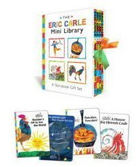 The Eric Carle Mini Library A Storybook Gift Set (The World of Eric Carle) [Carle, Eric] (Tapa Dura)