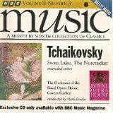 Tchaikovsky Extended suites from Swan Lake and The Nutcracker by Tchaikovsky, Mark Ermler and The Orchestra of the Royal Opera House