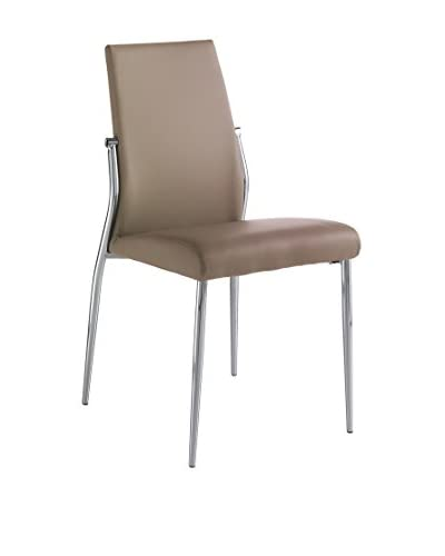 Contemporary Living Set Silla 4 Uds. Margo' Taupe