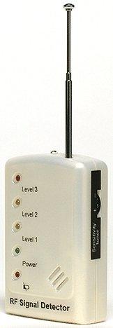 Sh055Dv High Frequency Rf Wireless Camera & Hidden Microphone Detector