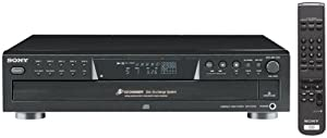 Sony CDP-CE375 5-Disc Carousel-Style CD Changer