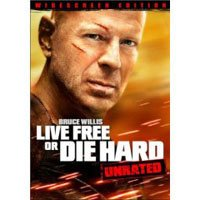 "Cover of ""Live Free or Die Hard (Unrated ..."