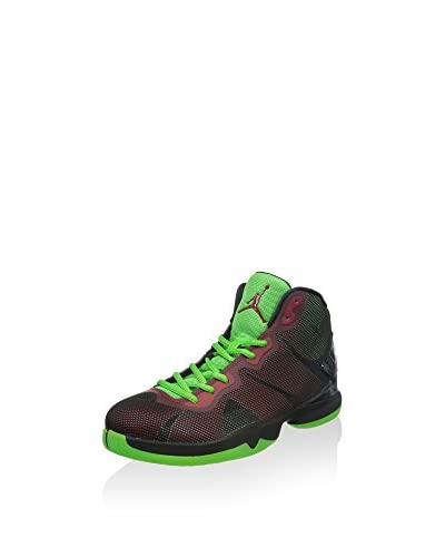 Nike Hightop Sneaker Jordan Superfly 4 schwarz/grün