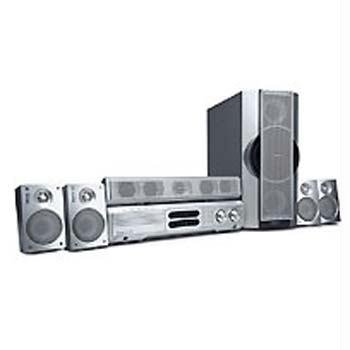 Philips MX3900D 5-DVD/CD Home Theater System