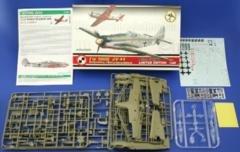 Eduard LTD EDT 1:48 - Focke Wulf Fw 190D JV 44 Grunherz Dual DUAL C - EDK1154