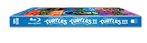 Teenage Mutant Ninja Turtles / Teenage Mutant 2 [Blu-ray] [US Import]
