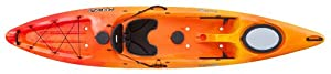 Perception Sport Pescador 12 Kayak (Red/ Yellow)