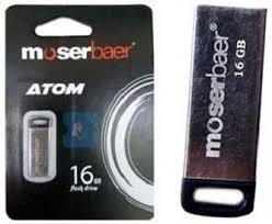 MoserBaer Atom 16 gb Pen Drive