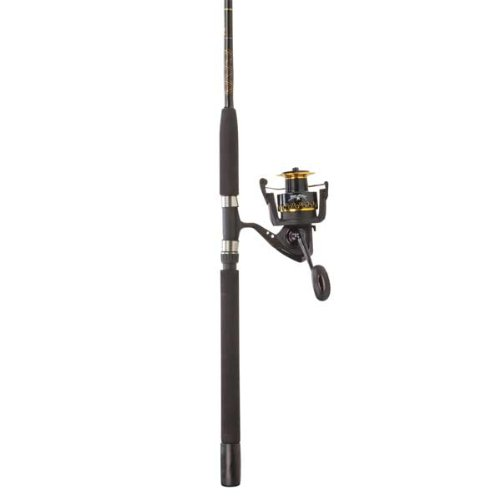 Star Rods EXS680CT Aerial Spinning Surf Rod Combo w/ Cork Tape Grip