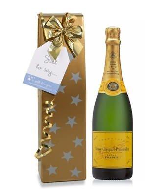 Send a Bottle - Veuve Clicquot 75cl - Champagne Gifts