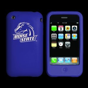 Tribeca Boise State Iphone 3g / 3gs Silicone Case