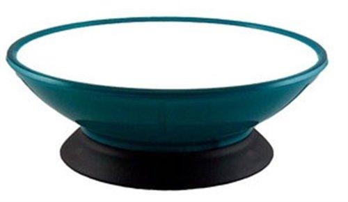 Teal Appeal Pedestal Bowl 2 cups / 473 ml (2 Pack)