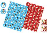 LEGO Christmas Holiday Wrapping Paper 850510