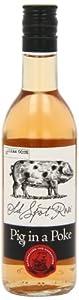 Pig in a Poke Wine Old Spot Rose 187ml (Case of 12)