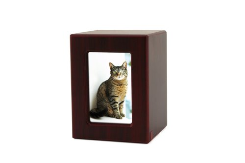 Near & Dear Pet Memorials MDF Pet Photo Cremation