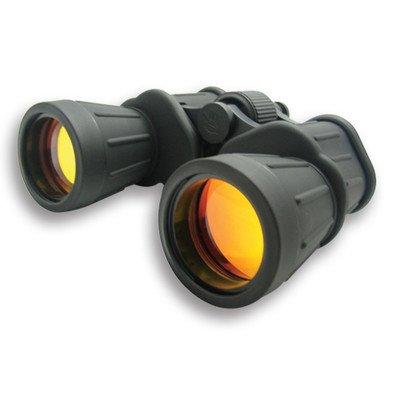 Ncstar 10X50 Black Binoculars/Ruby Lens (Bt1050R)
