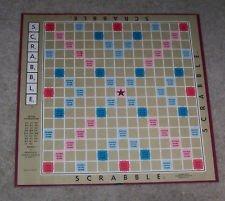 Scrabble Board - 1