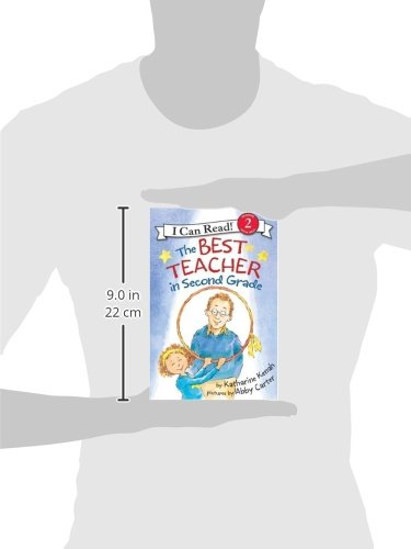The Best Teacher in Second Grade (I Can Read. Level 2)
