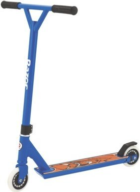 Brand New Professionally Assembled Ready To Ride Razor El Dorado Pro Scooter Complete Blue/Orange