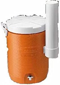 Rubbermaid 5-Gallon Water Cooler with Cup Dispenser by Rubbermaid