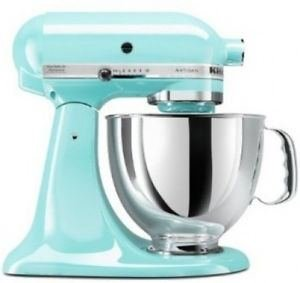 new kitchenaid tilt back head stand mixer 325 watt 5 quart