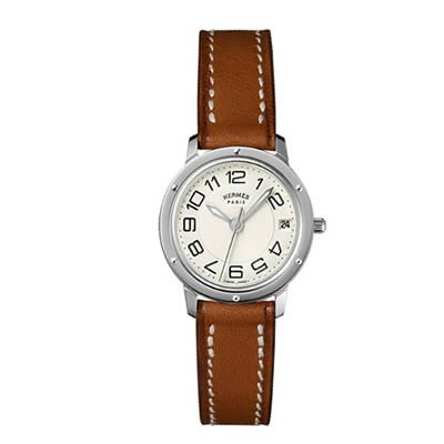Hermes Clipper Ladies Quartz Watch - 035748WW00