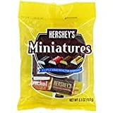 Hershey's Chocolate Miniatures 6x150g