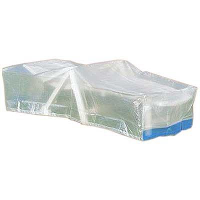 Abdeckhaube für Liege, Schutzhülle für Rollliege von MKL auf Gartenmöbel von Du und Dein Garten