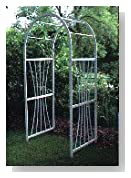 Backyard Spaces Plans: Grape Arbor