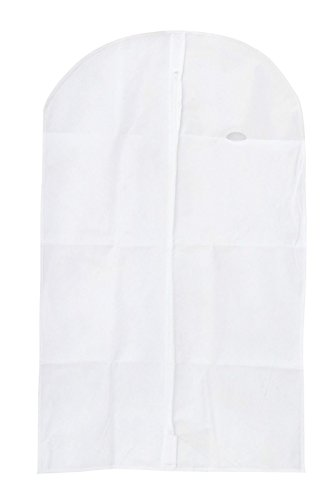 Wedding Gown Garment Bags 61 Fabulous Pack Of Breathable Hanging