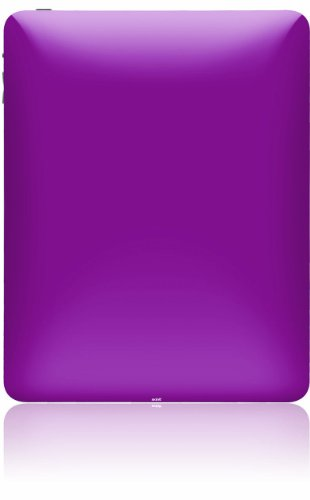 Skinit Protective Skin (Fits Latest Apple iPad); Purple Passion