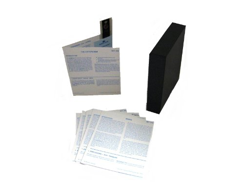 American Educational Microslide Cytoplasm Lesson Plan Set - 1
