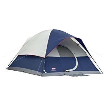 3065f4b5f09 Coleman Elite Sundome - 12 x10  6 Person Tent with LED Light System ...