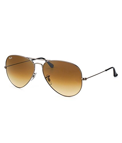 Ray-Ban RB3025 004/51 Medium Size 58 Aviator Sunglasses