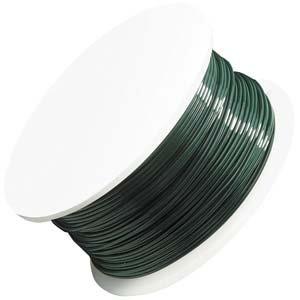 Kelly green artistic craft wire 22 gauge 15 yards for 22 gauge craft wire