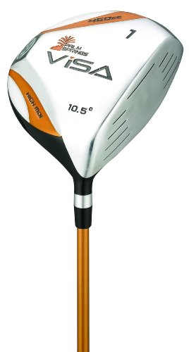Palm Springs Golf Visa 460cc Men's Right Hand 10.5-Degrees Titanium Driver