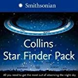 Collins Star Finder Pack [With Wallchart & Star Finder Planisphere] (0060818921) by Dunlop, Storm